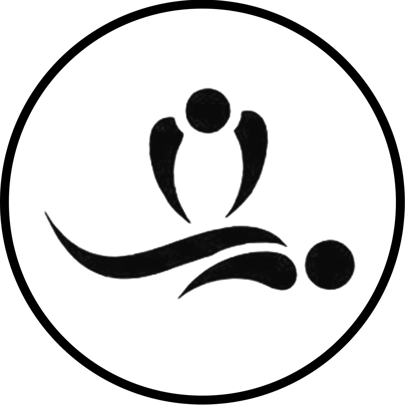 Immagine stilizzata di una persona durante un massaggio